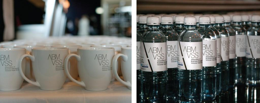ABMVSS Cups Bottles