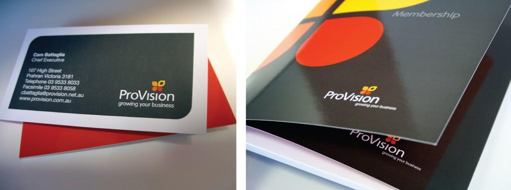 ProVision Stationery