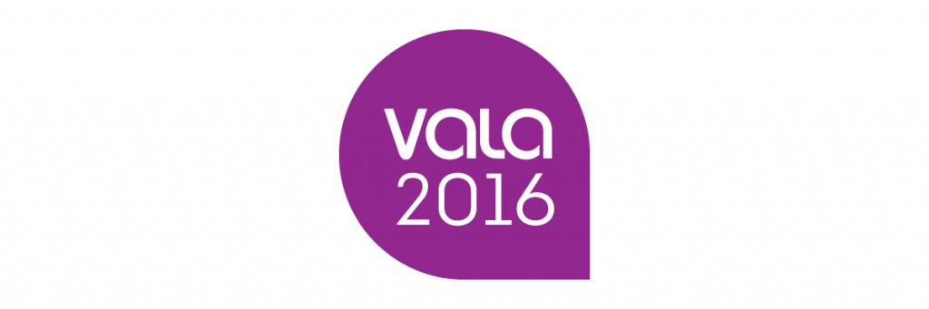 VALA 2016 Conference