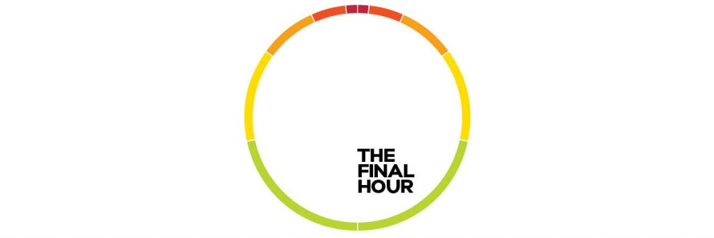 The Final Hour CD